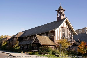 St. Mary's Kerrisdale Anglican Church, Vancouver, British Columbia, Canada