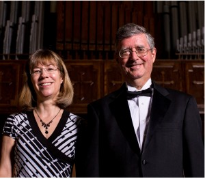 Organ Duets and Solos with Denis Bédard and Rachel Alflatt @ Holy Rosary Cathedral